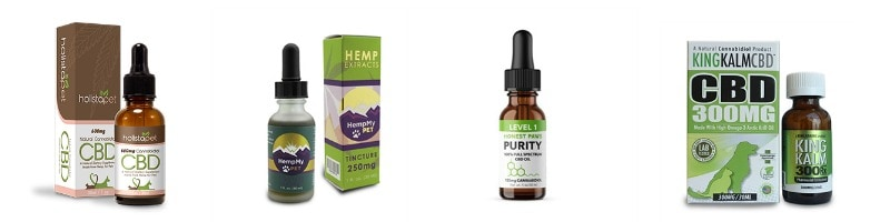 Top-Rated CBD oil brands for pets